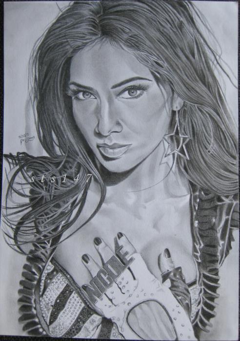 Nicole Scherzinger por sts147